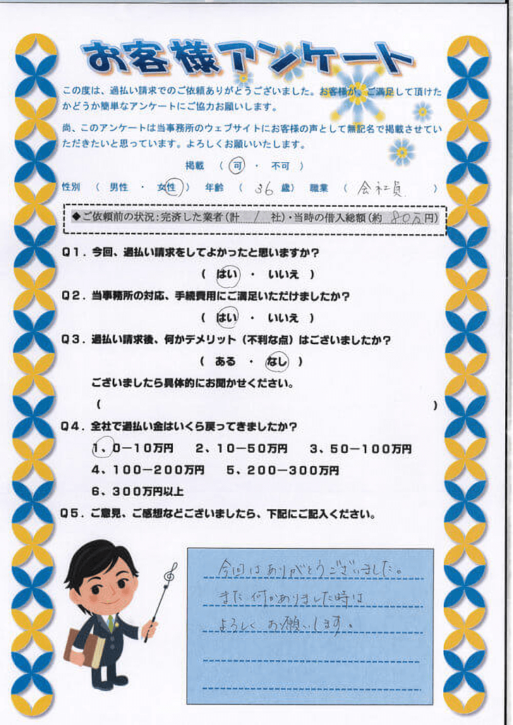 ありがとうの声:成田市