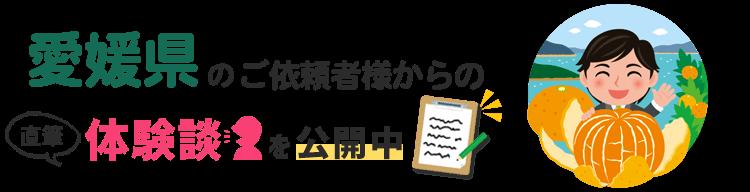 愛媛県アンケート