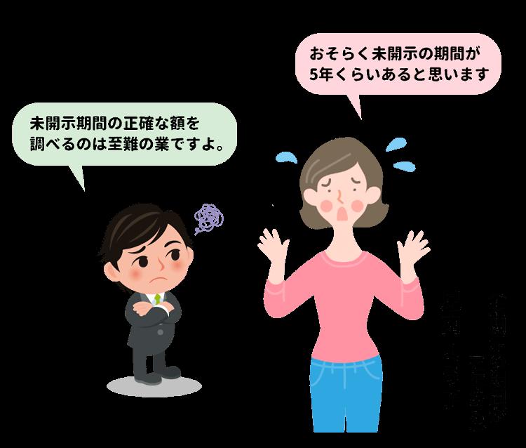 足内よう子さんの相談