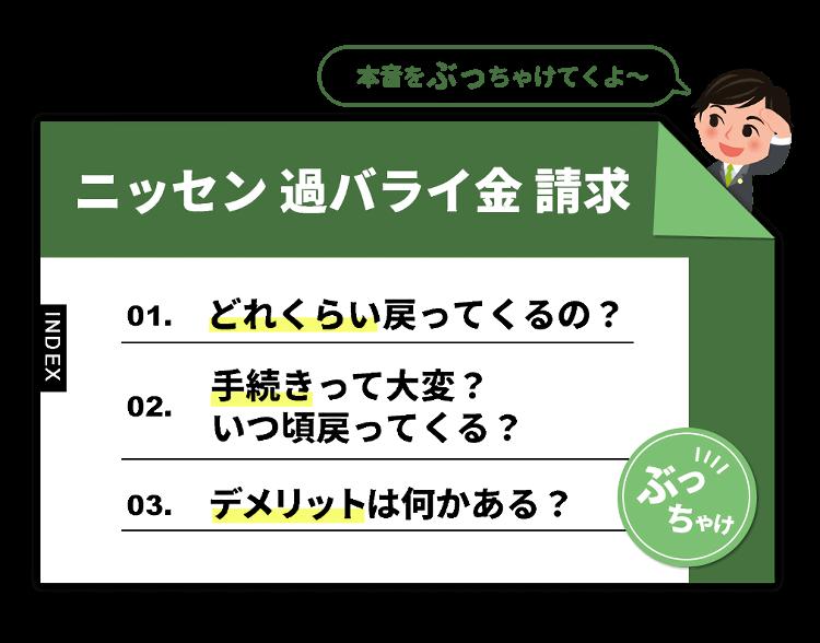 【ニッセン編】あいきんくんのぶっちゃけ