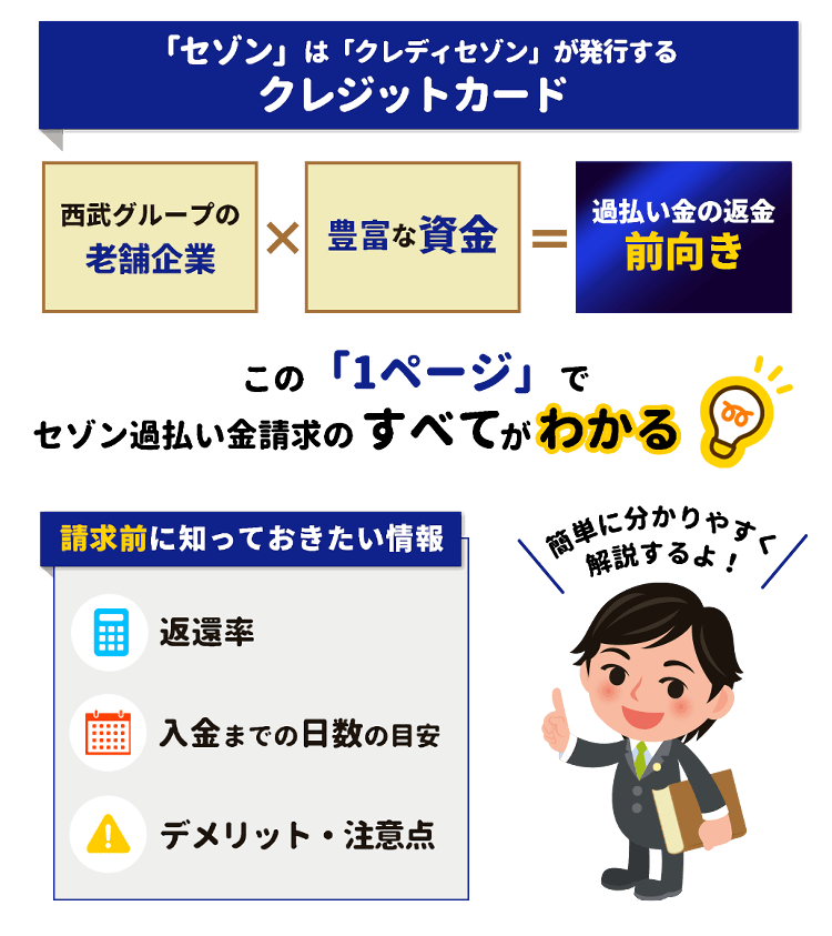 セゾン 基本編