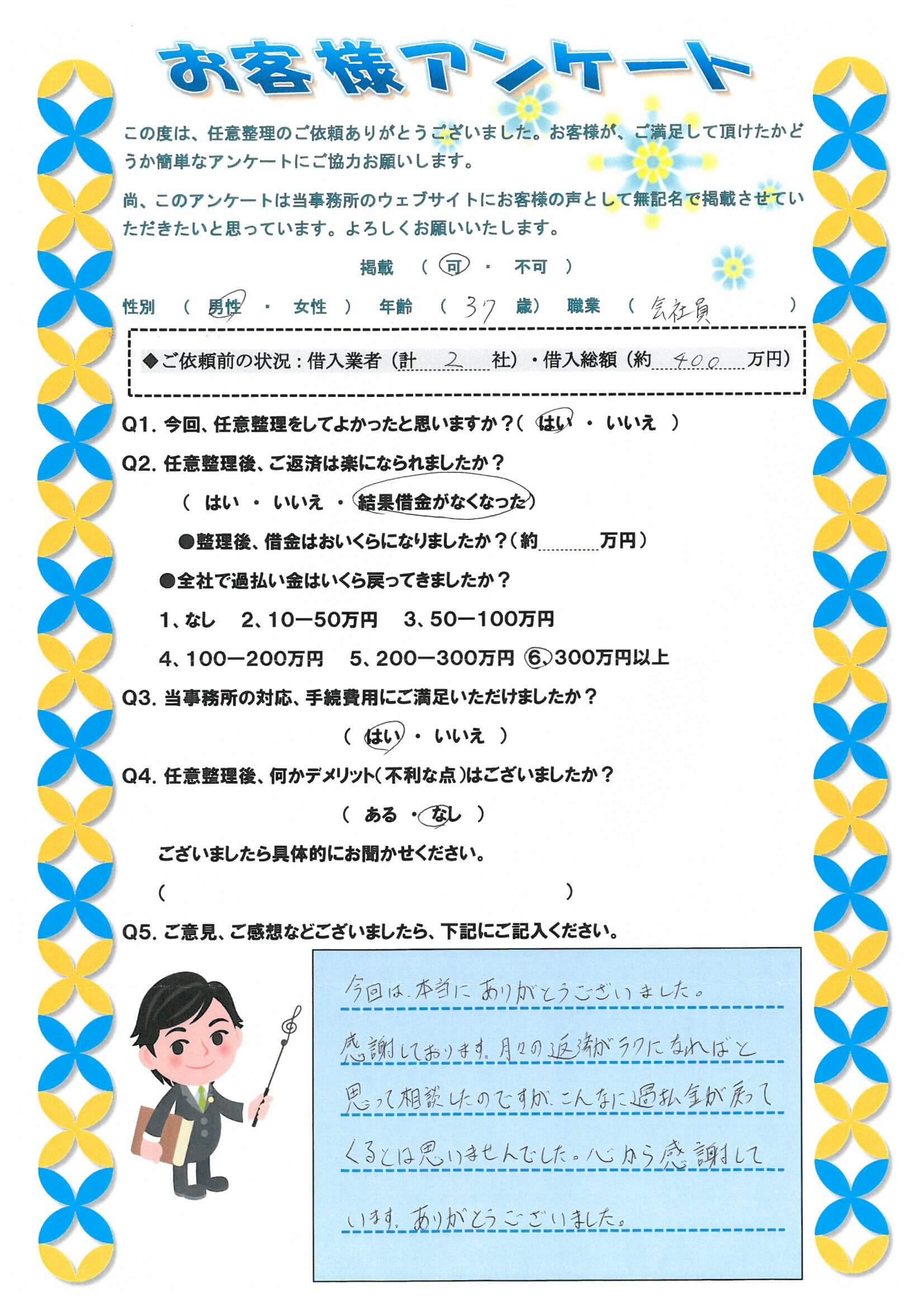 ありがとうの声:小金井市